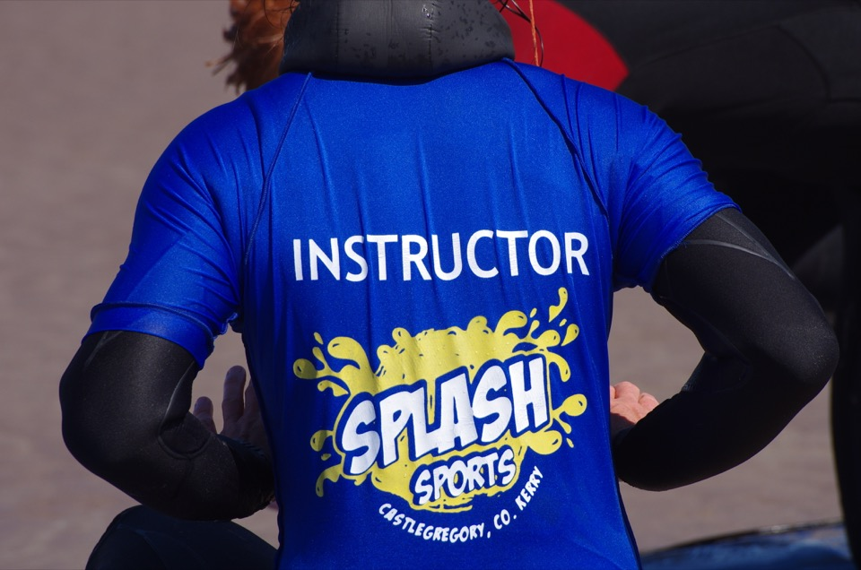 Surf Instructor Course